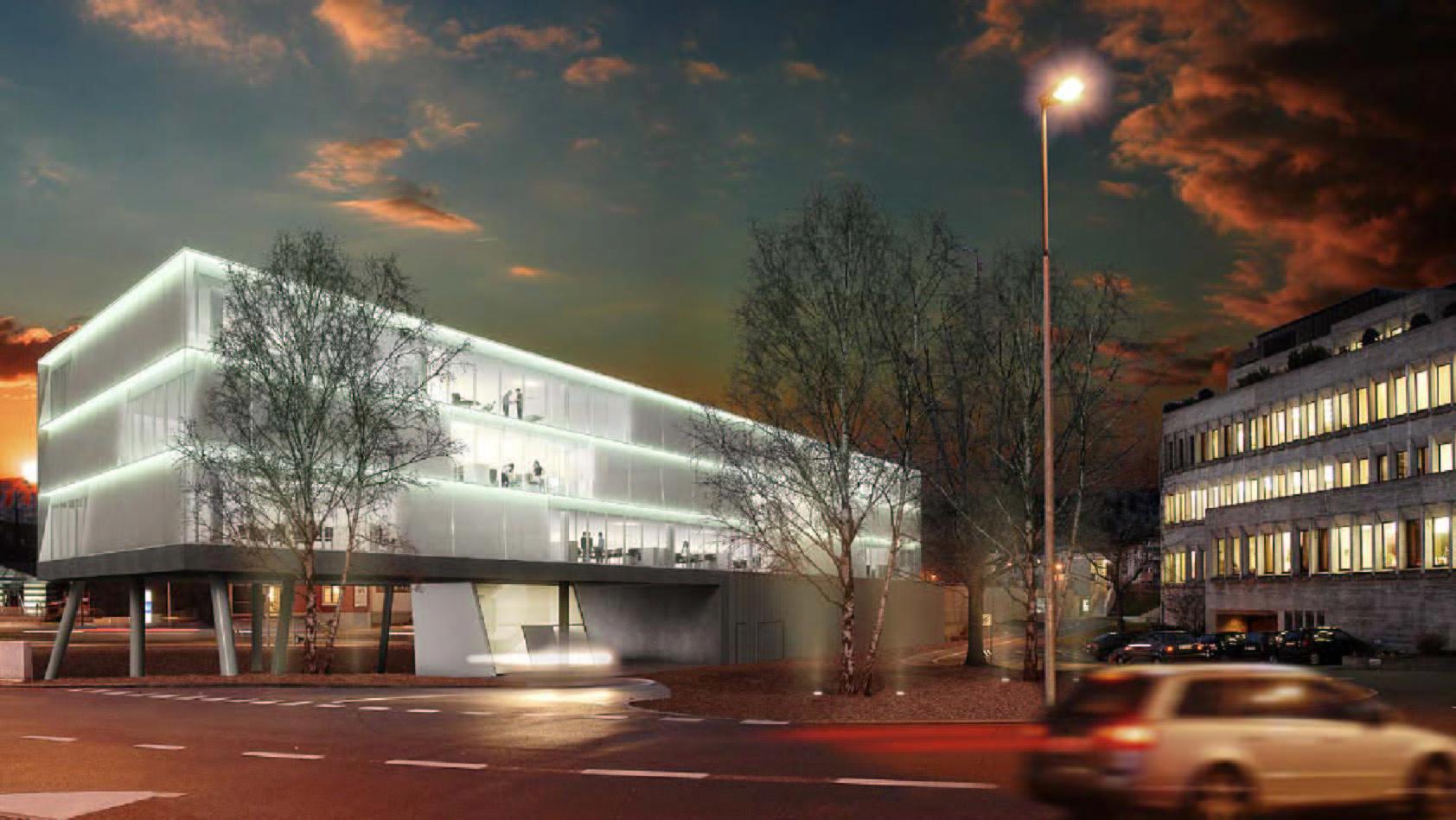 bhp Baumanagement AG - Geschaeftshaus Seetal