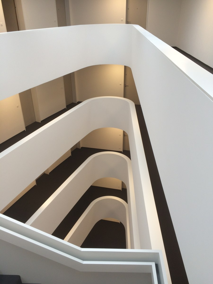 bhp Baumanagement AG – Landhausareal Derendingen - Treppe