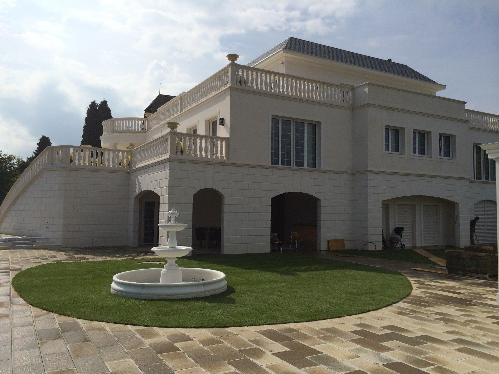 bhp Baumanagement AG – Villa Lerchenbuehlstrasse - aussen
