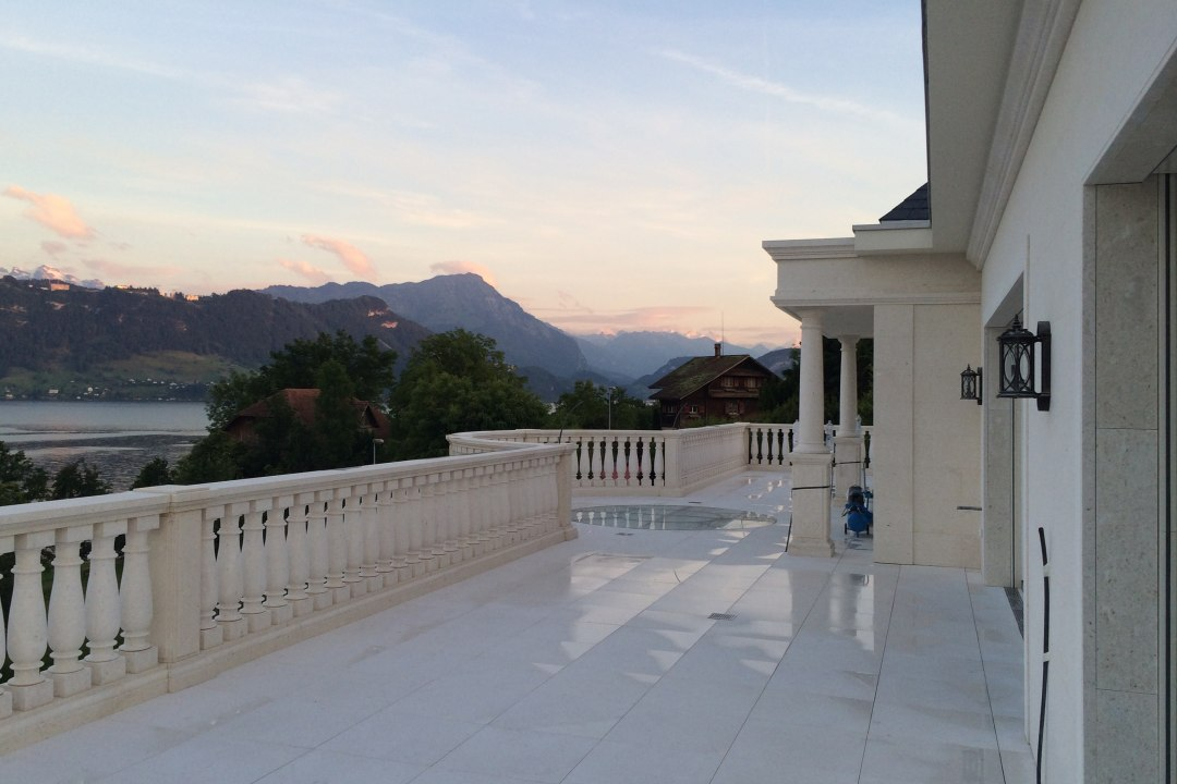 bhp Baumanagement AG – Villa Lerchenbuehlstrasse - overview