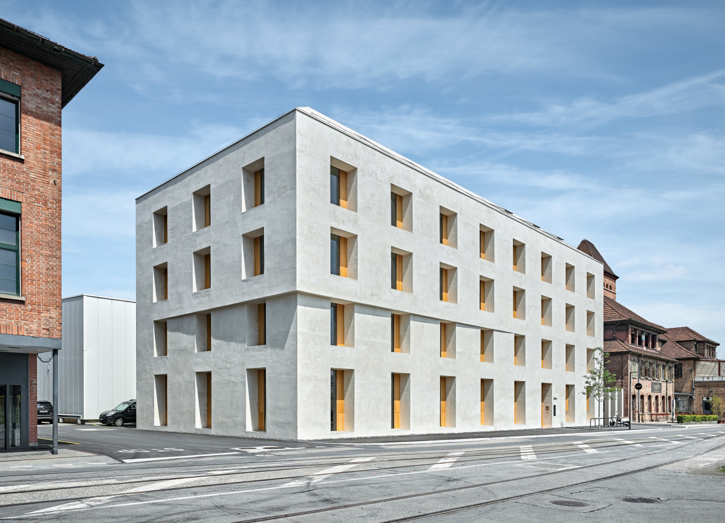 Neubau Bürogebäude Emmenweid – bhp Baumanagement AG