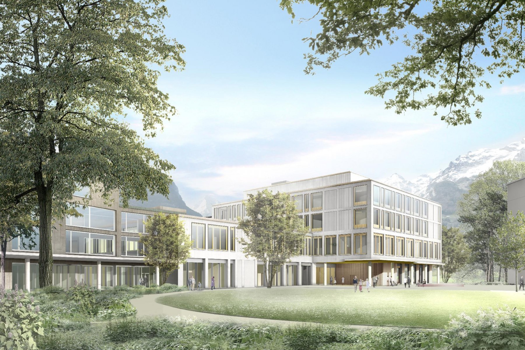 bhp-baumanagement-AG-Neubau-Kantonsspital-Uri-Overview-1