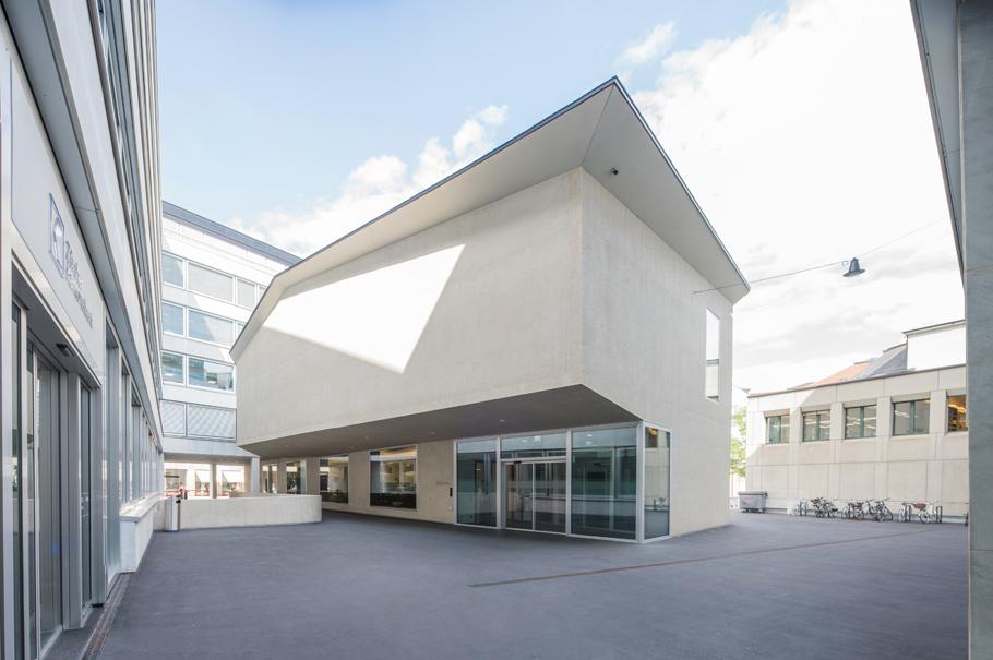bhp Baumanagement AG – Eidgenoss Hauptsitz Zürcher Kantonalbank