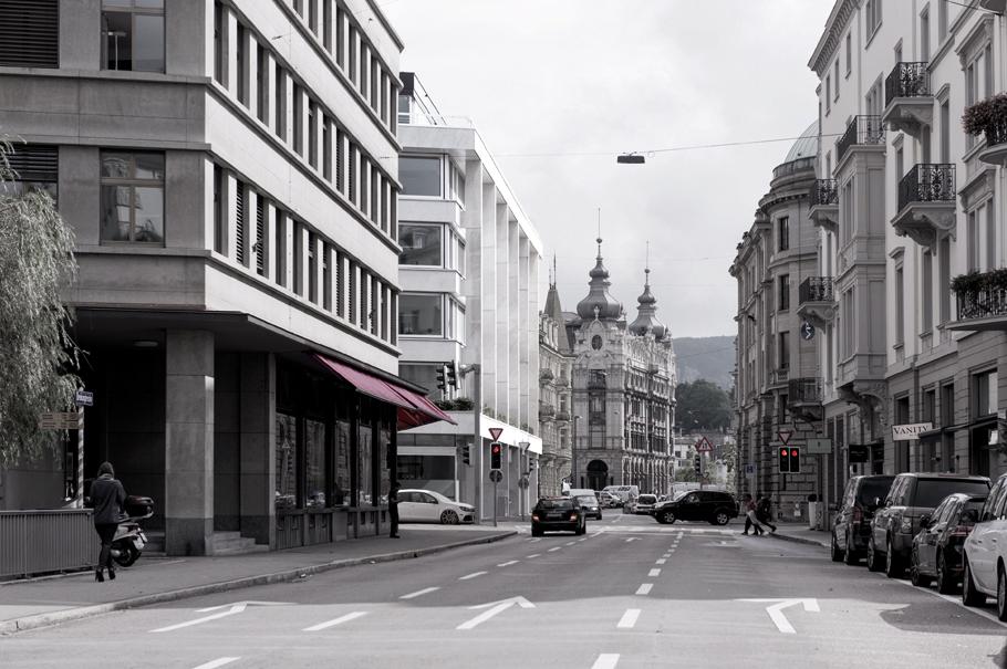 bhp Baumanagement AG – Stadtraum Hauptsitz Zürcher Kantonalbank