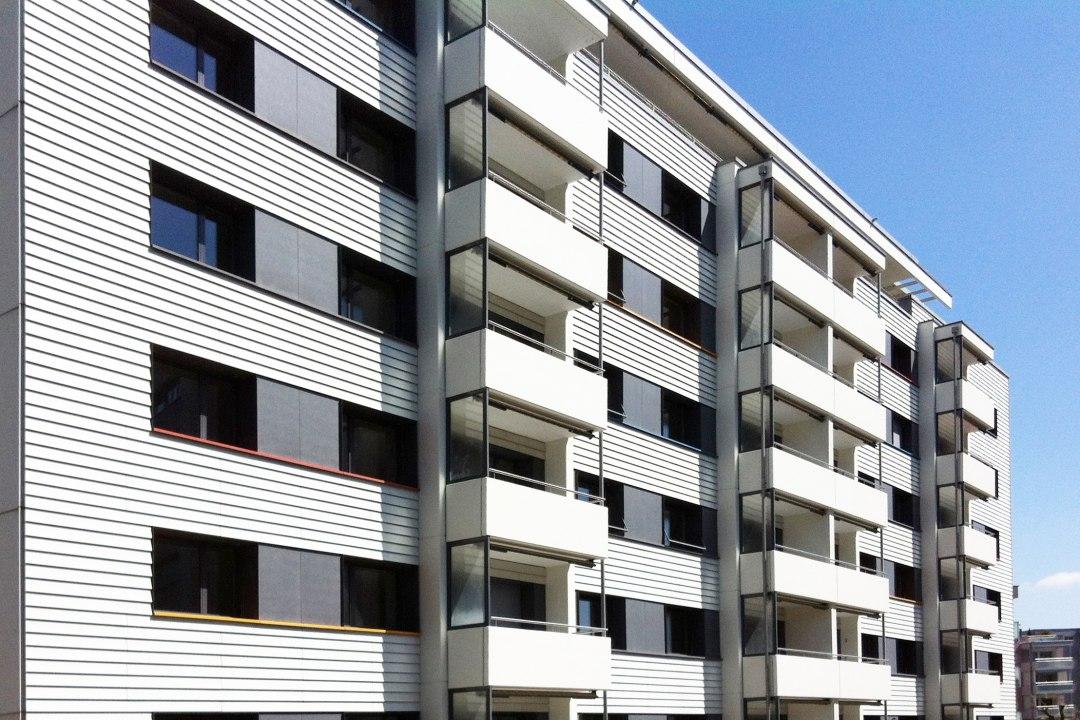 bhp Baumanagement AG – Innensanierung MFH Wichlernstr. 3, 3a und 5