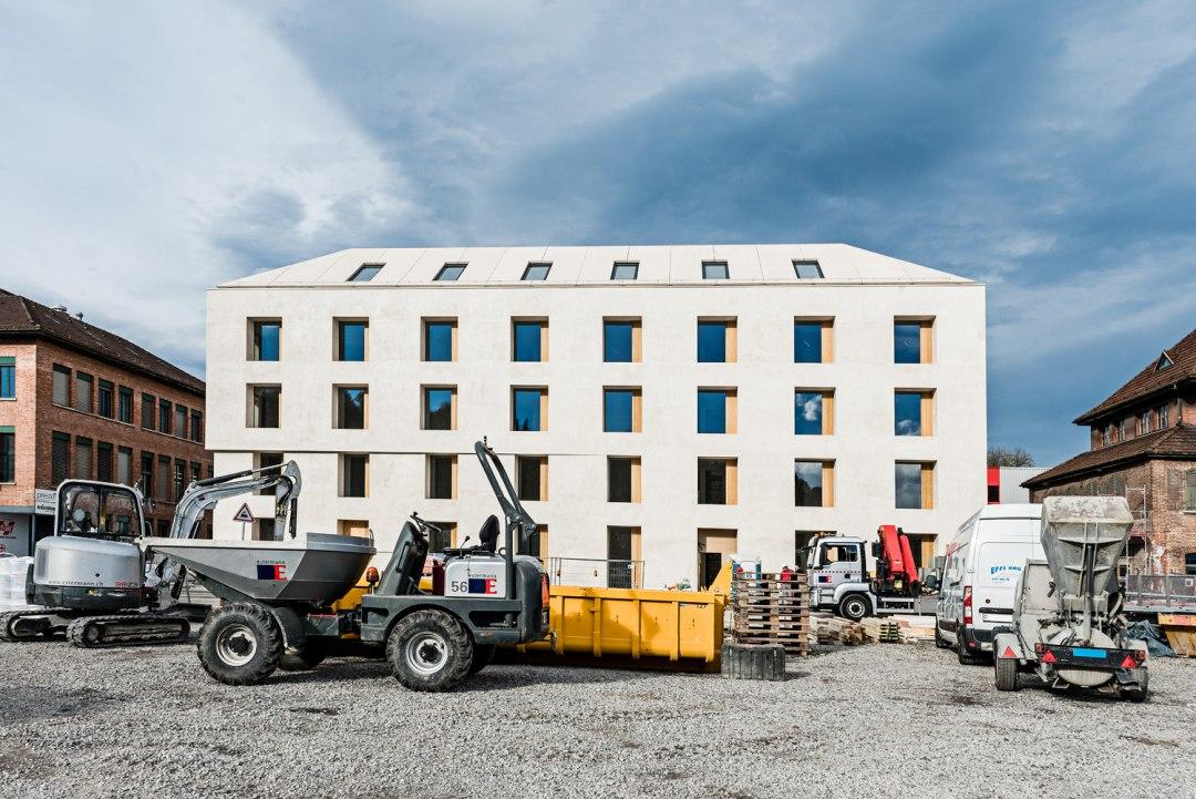bhp Baumanagement AG - ENE - Fassade